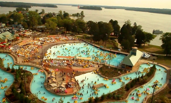 Nashville Shores Waterpark Things To Do