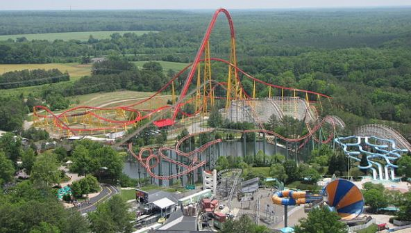Doswell (VA) United States  city photos gallery : Kings Dominion Doswell Virginia | Things to Do