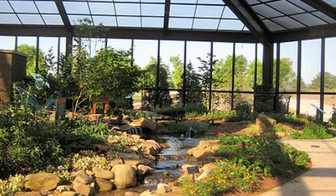 Huntsville Botanical Gardens Alabama Things To Do